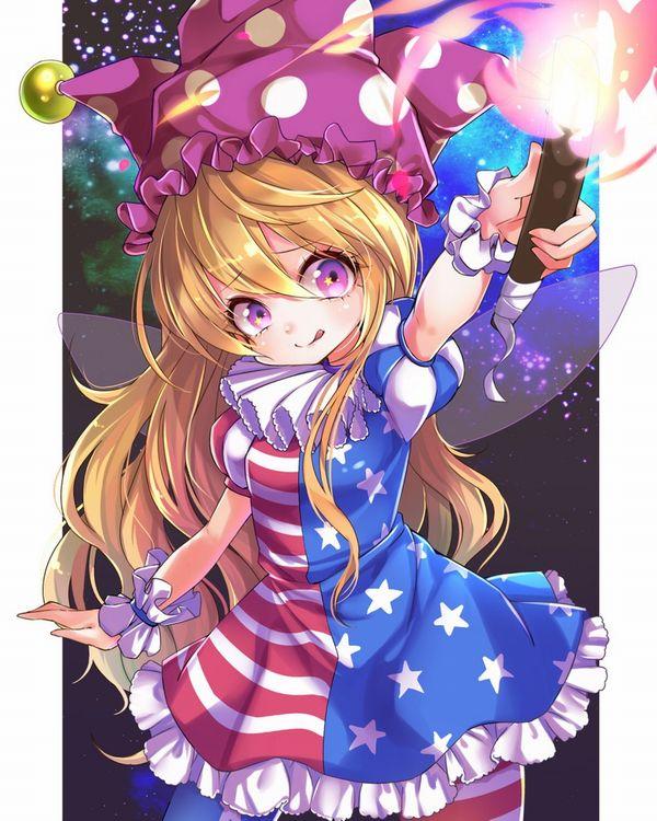 【東方】クラウンピース(Clownpiece)のエロ画像【18】