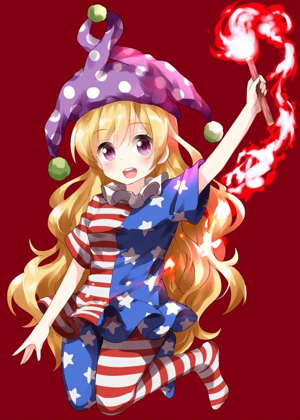 【東方】クラウンピース(Clownpiece)のエロ画像【19】