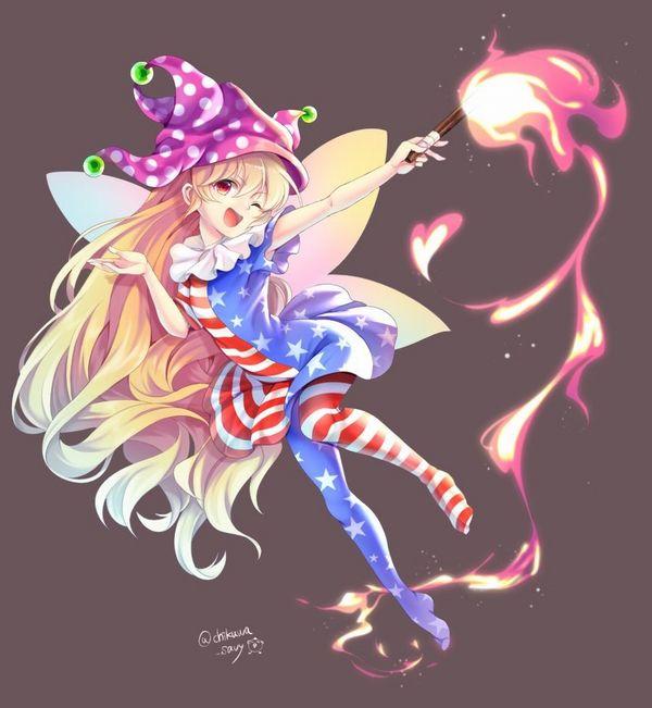 【東方】クラウンピース(Clownpiece)のエロ画像【29】