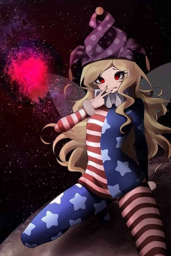 【東方】クラウンピース(Clownpiece)のエロ画像【30】