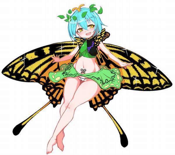 【東方】エタニティラルバ(Etanity Larva)のエロ画像【28】
