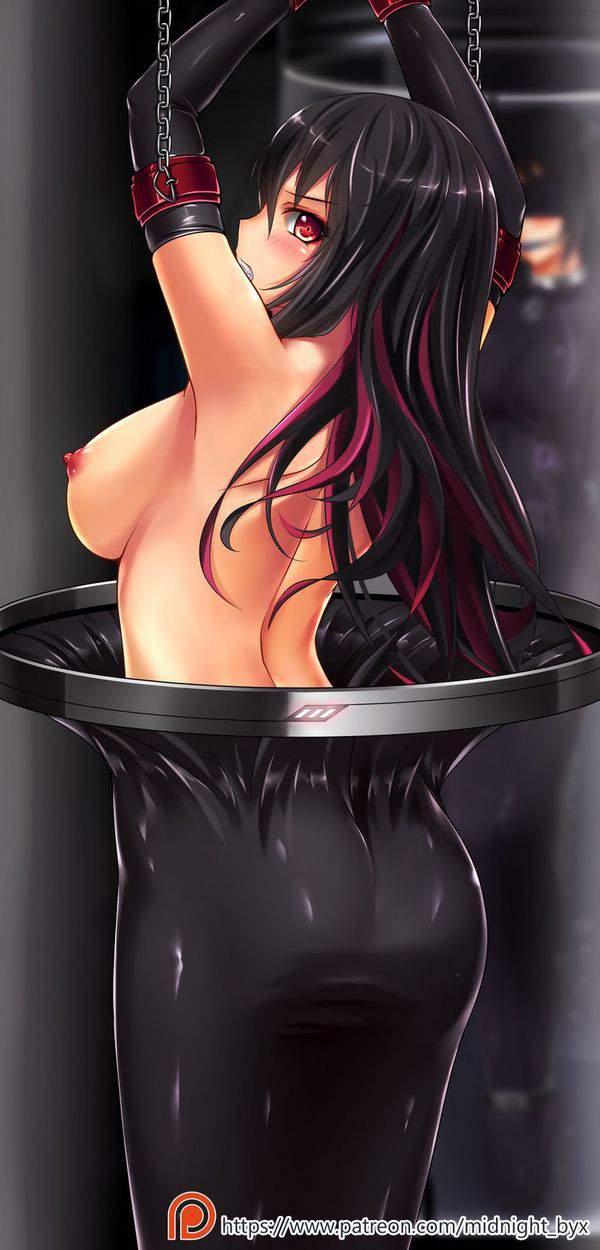 【Sってことは】気の強そうな女の子が陵辱・調教されてる二次エロ画像【Mってことなんじゃないかな?】【29】