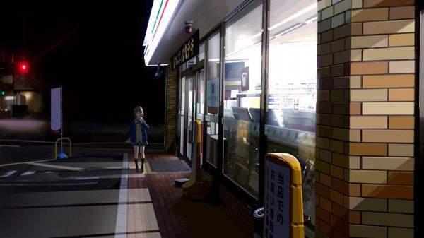 【日常生活】コンビニで買い物する女の子達の二次画像【16】