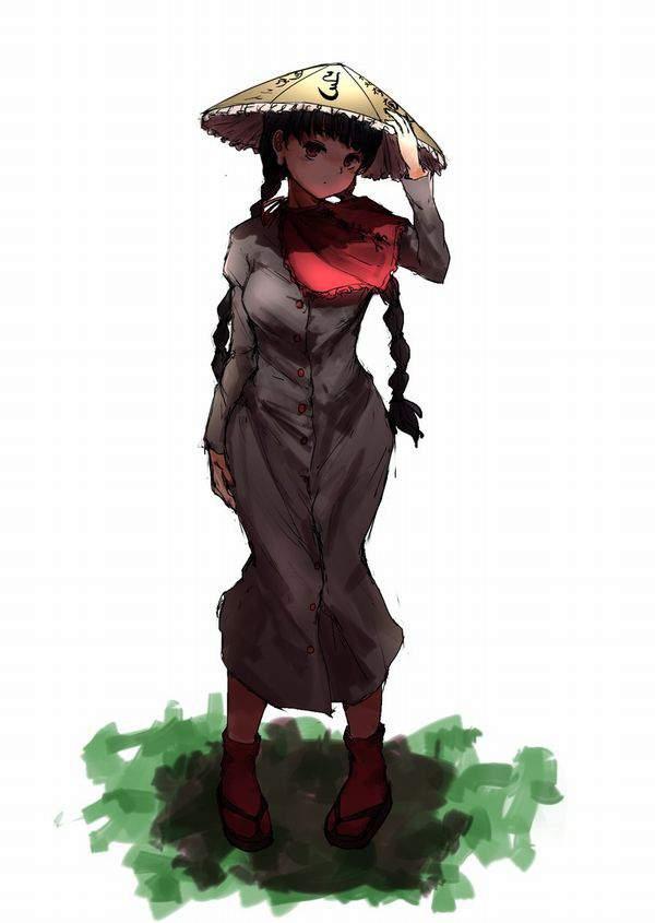 【東方】矢田寺成美(やたでらなるみ)のエロ画像【39】