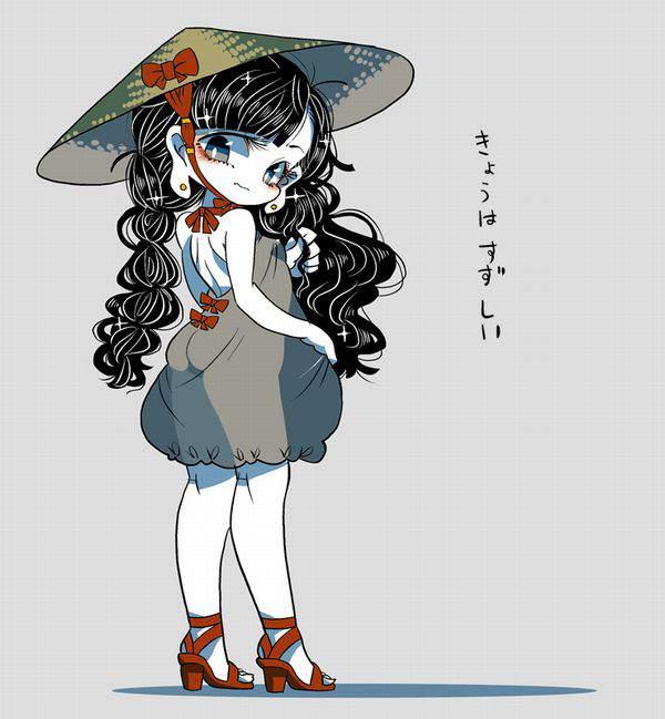 【東方】矢田寺成美(やたでらなるみ)のエロ画像【48】