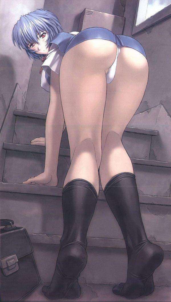 【新世紀エヴァンゲリオン】綾波レイ(あやなみれい)のエロ画像【32】
