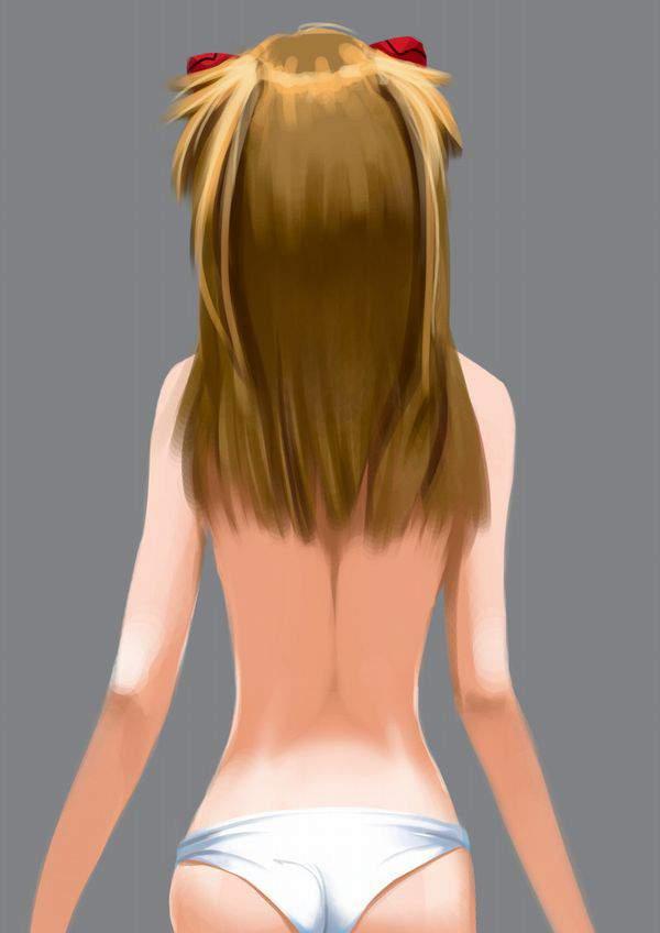 【新世紀エヴァンゲリオン】惣流・アスカ・ラングレー(そうりゅうあすからんぐれー)のエロ画像【30】
