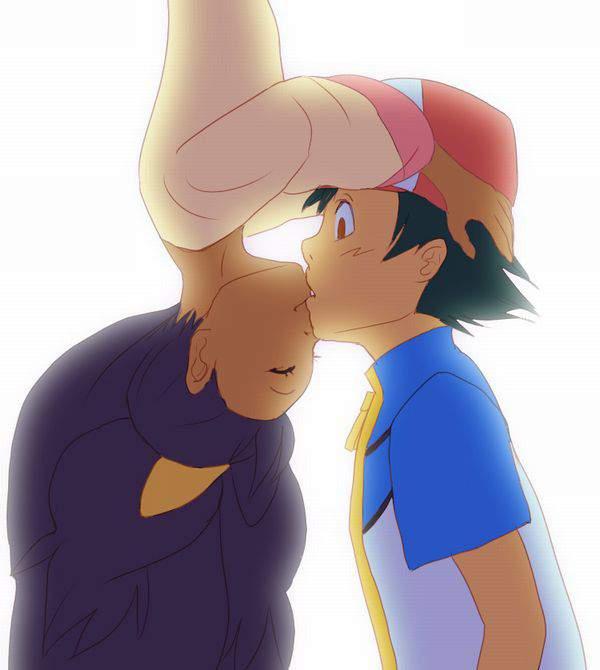 【スパイダーマンの名シーン】逆さキスしてる2人の二次画像【6】