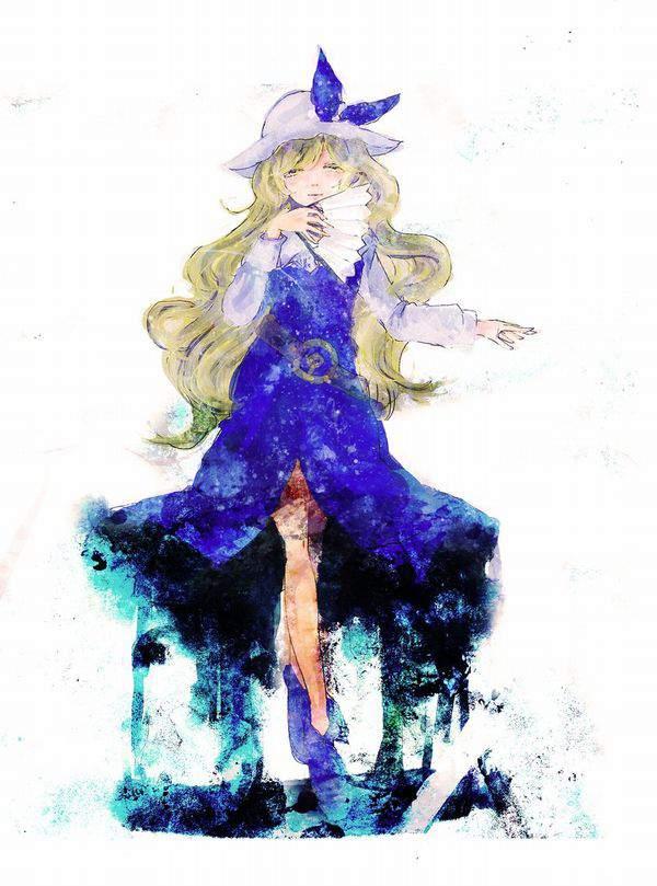 【東方】綿月豊姫(わたつきのとよひめ)のエロ画像【19】