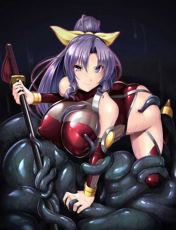 【東方】綿月依姫(わたつきのよりひめ)のエロ画像【24】
