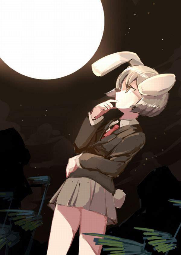 【東方】レイセンのエロ画像【15】
