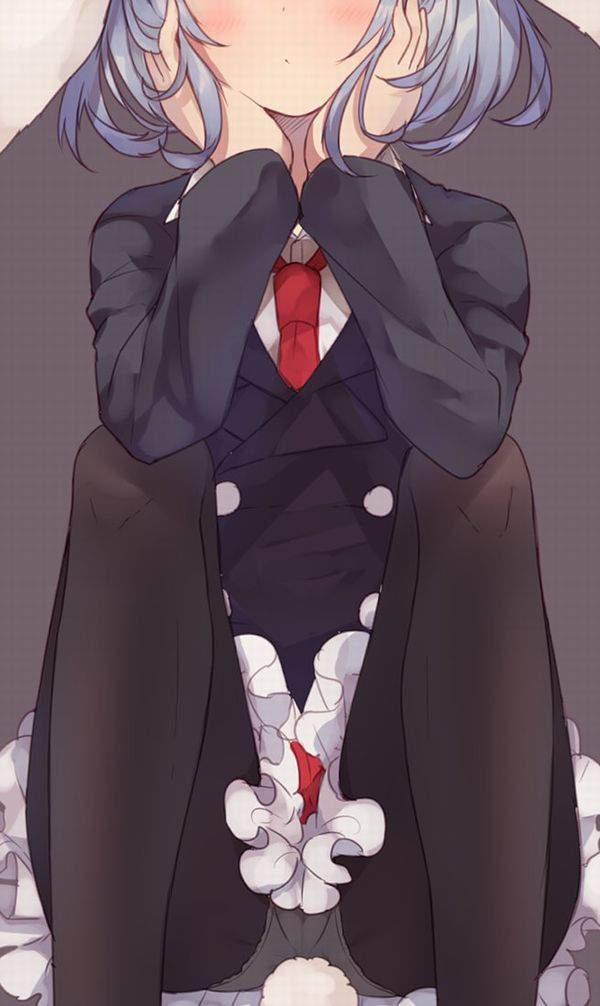 【東方】レイセンのエロ画像【37】