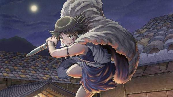 【ジブリ】もののけ姫のエロ画像【18】