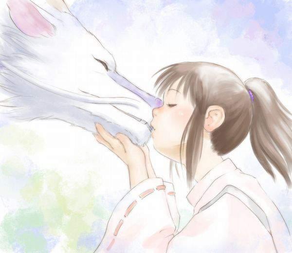 【ジブリ】千と千尋の神隠しのエロ画像【20】