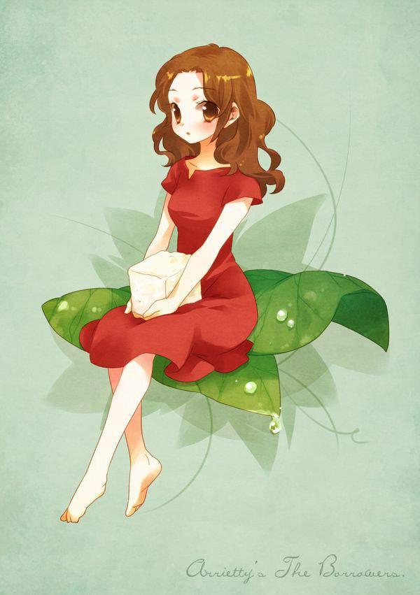 【ジブリ】借りぐらしのアリエッティのエロ画像【14】