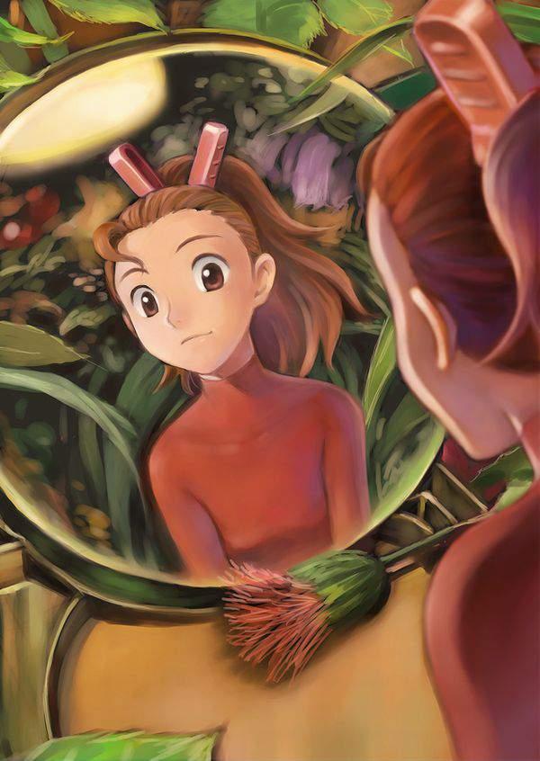 【ジブリ】借りぐらしのアリエッティのエロ画像【18】