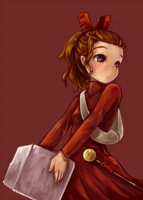 【ジブリ】借りぐらしのアリエッティのエロ画像【24】