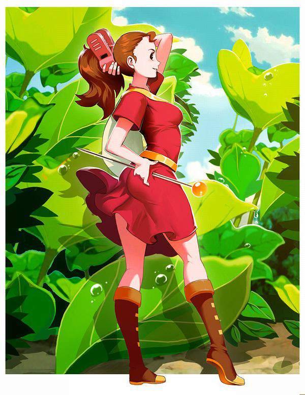 【ジブリ】借りぐらしのアリエッティのエロ画像【25】