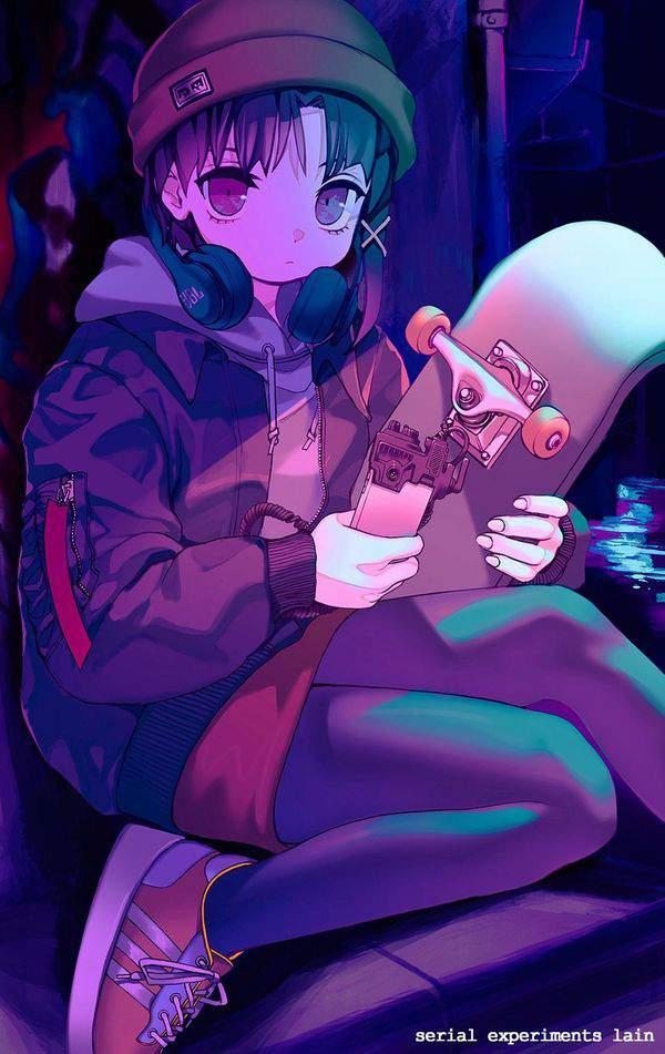 【多分彼氏の影響】スケーターガールの二次画像【9】