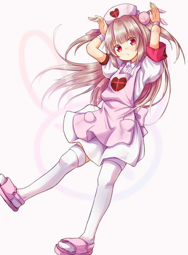 【わんぱく☆パラダイス!?】ウサギさんポーズしてる女の子達の二次エロ画像【40】