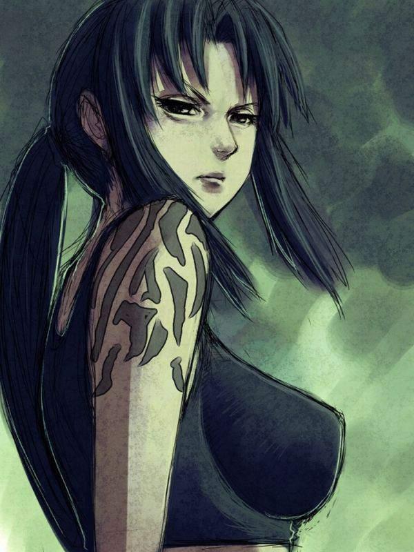 【ブラックラグーン】レヴィ(レベッカ・リー)のエロ画像【BLACKLAGOON】【23】