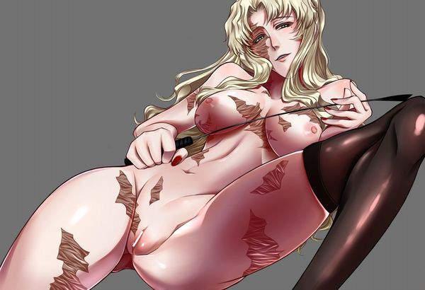 【ブラックラグーン】バラライカ(ソーフィヤ・イリーノスカヤ・パブロヴナ)のエロ画像【BLACKLAGOON】【3】