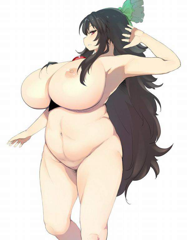 【ベテラン風俗嬢体型】垂れ巨乳ぽっちゃり女子の二次エロ画像【38】