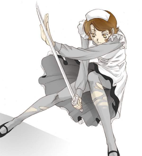 【コードギアス】篠崎咲世子(しのざきさよこ)のエロ画像【16】