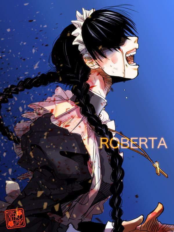 【ブラックラグーン】ロベルタ(Roberta)のエロ画像【BLACKLAGOON】【12】