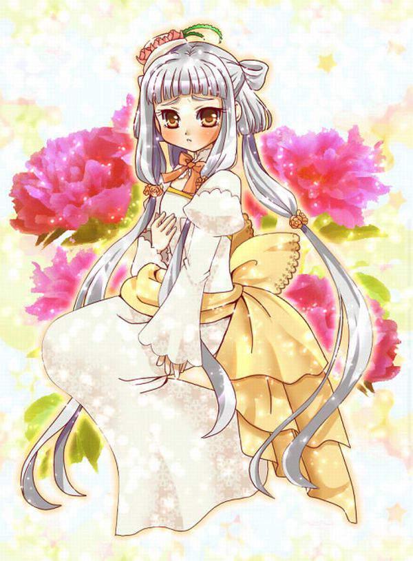 【コードギアス】天子(Empress Tianzi)のエロ画像【17】