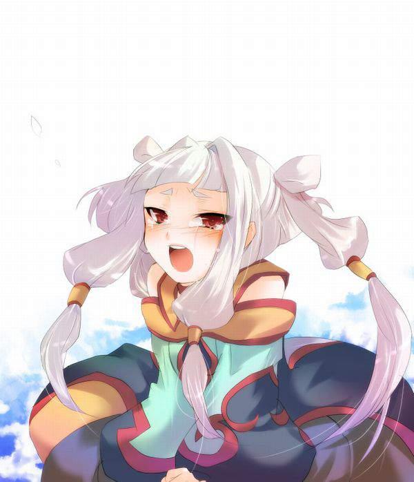 【コードギアス】天子(Empress Tianzi)のエロ画像【21】