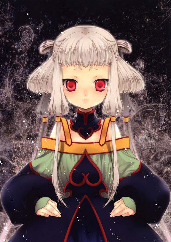 【コードギアス】天子(Empress Tianzi)のエロ画像【25】