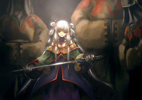 【コードギアス】天子(Empress Tianzi)のエロ画像【32】