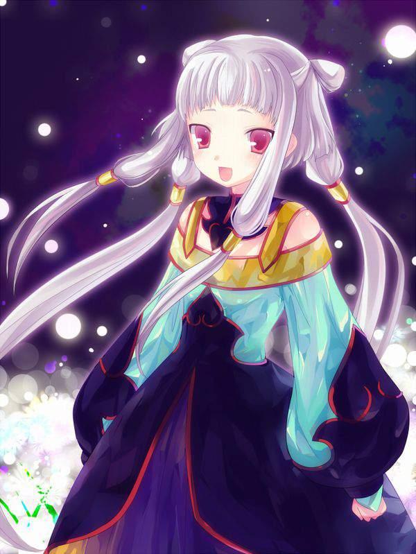 【コードギアス】天子(Empress Tianzi)のエロ画像【35】