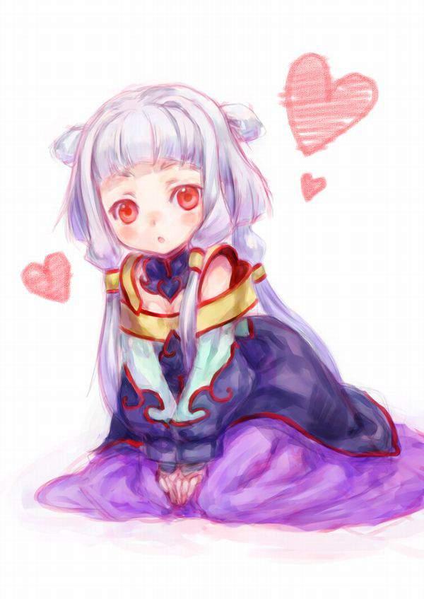 【コードギアス】天子(Empress Tianzi)のエロ画像【40】