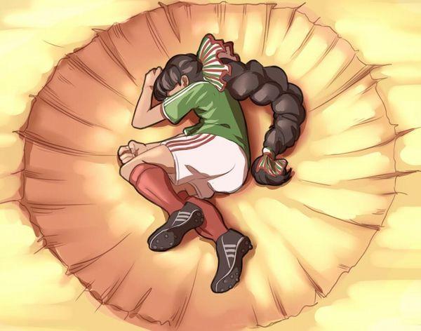 【きえろぶっとばされんうちにな】ヤムチャポーズで死んでる女子達の二次画像【14】