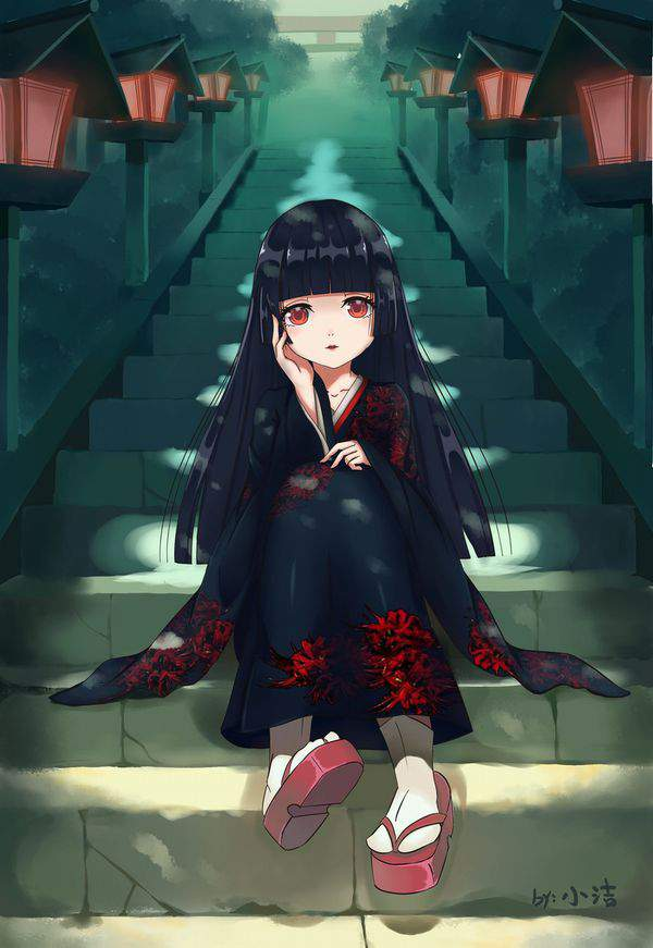【地獄少女】閻魔あい(えんまあい)のエロ画像【26】