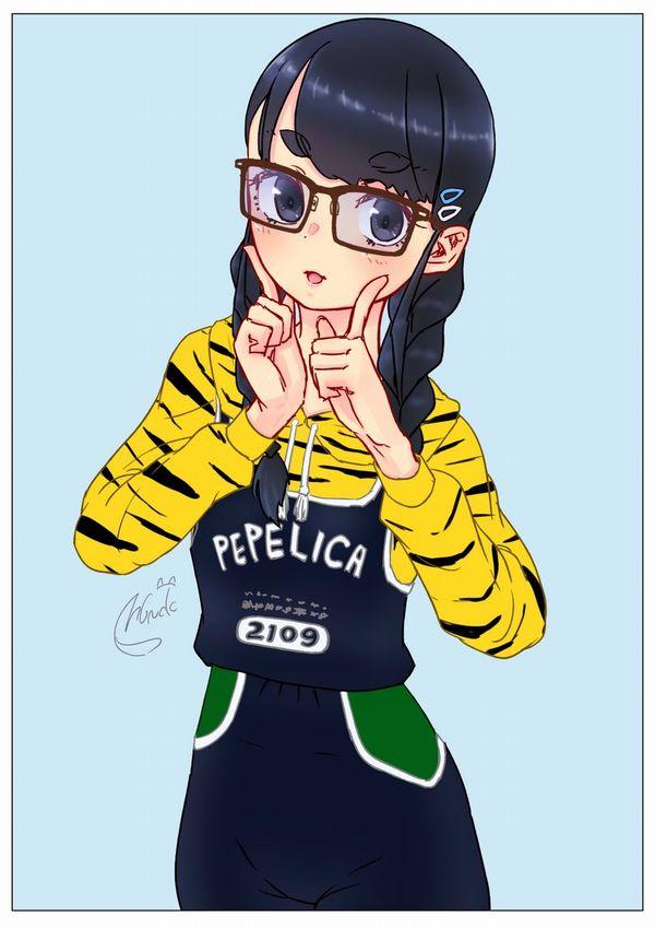 【地味子】黒髪三つ編みメガネな昭和の香り漂う女子の二次エロ画像【26】