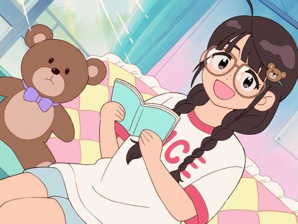 【地味子】黒髪三つ編みメガネな昭和の香り漂う女子の二次エロ画像【28】