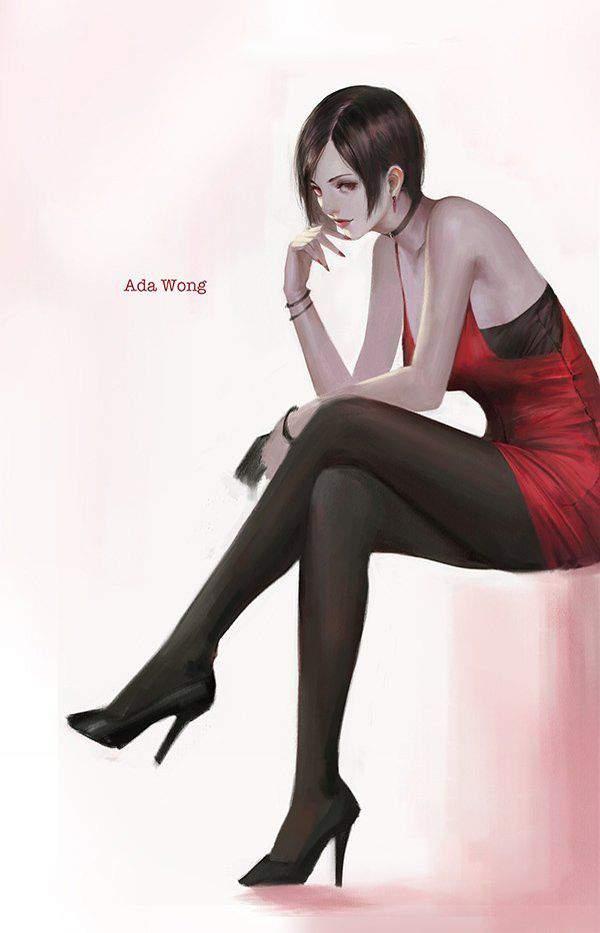 【バイオハザード】エイダ・ウォン(Ada Wong)のエロ画像【20】
