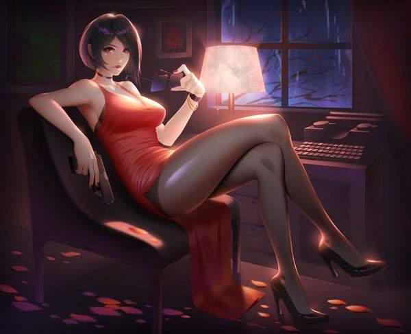 【バイオハザード】エイダ・ウォン(Ada Wong)のエロ画像【29】