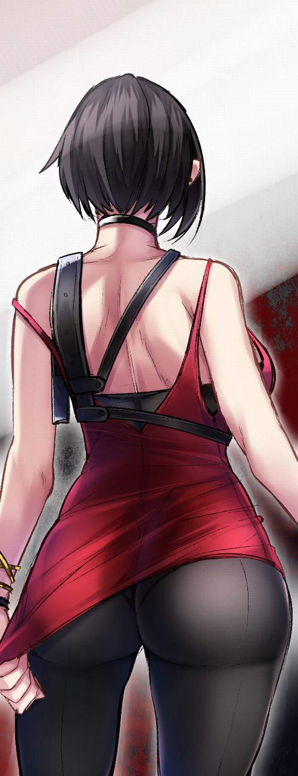 【バイオハザード】エイダ・ウォン(Ada Wong)のエロ画像【41】