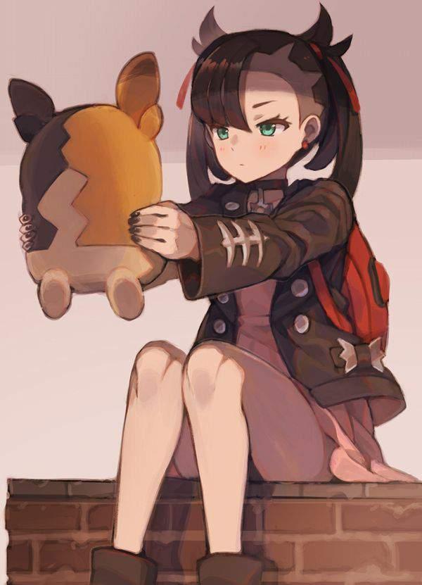【ポケモン剣盾】マリィ(Mary)のエロ画像【ポケットモンスター ソード・シールド】【32】
