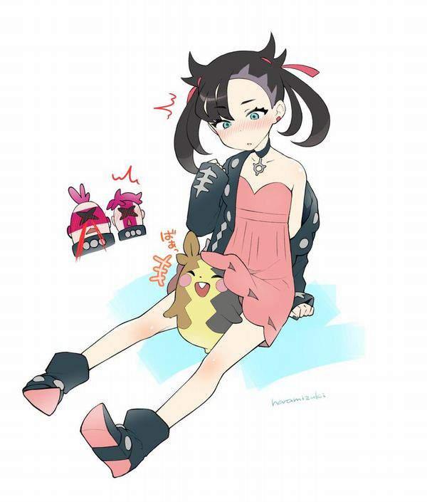 【ポケモン剣盾】マリィ(Mary)のエロ画像【ポケットモンスター ソード・シールド】【36】