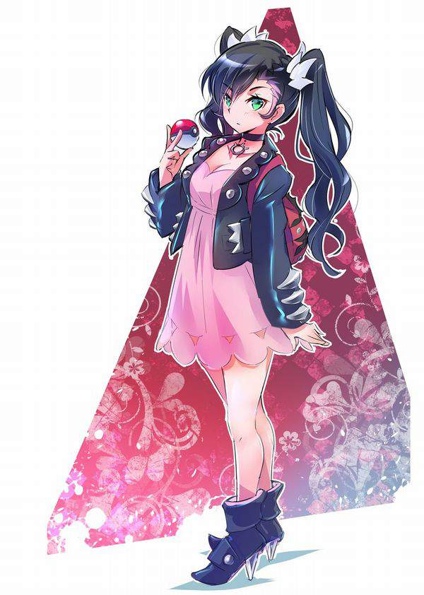 【ポケモン剣盾】マリィ(Mary)のエロ画像【ポケットモンスター ソード・シールド】【38】