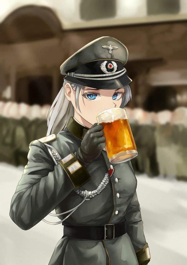 【ビールとソーセージ】なんとなくドイツっぽい二次エロ画像【29】