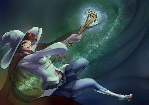 【リトルウィッチアカデミア】シャイニィシャリオ(Shiny Chariot)のエロ画像【10】