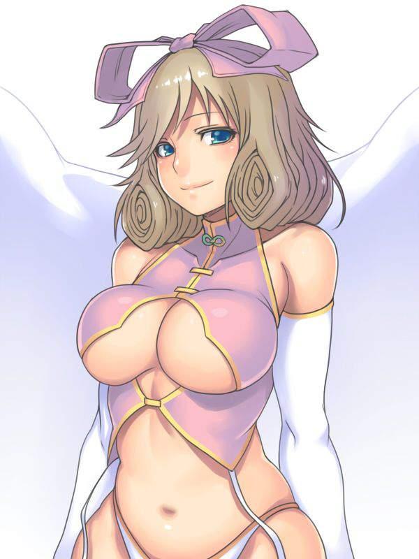 【閃乱カグラ】春花(はるか)のエロ画像【16】