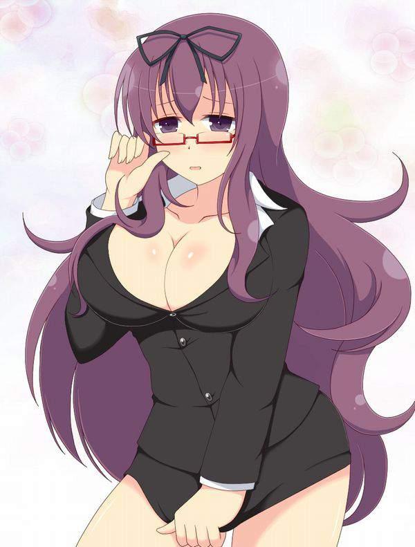 【閃乱カグラ】紫(むらさき)のエロ画像【17】