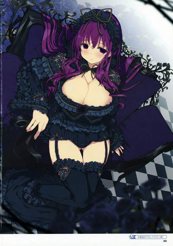 【閃乱カグラ】紫(むらさき)のエロ画像【22】